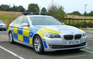 police-bmw